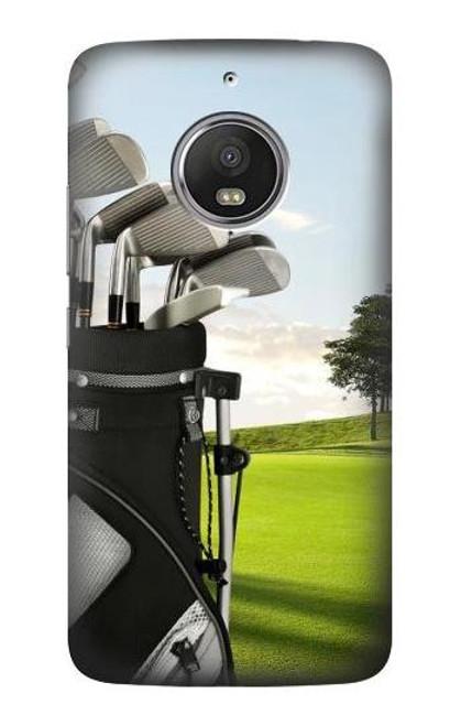 S0067 Golf Case For Motorola Moto G5S