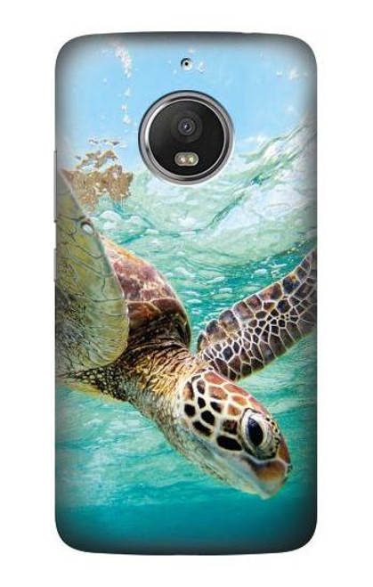 S1377 Ocean Sea Turtle Case For Motorola Moto G5S