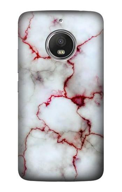S2920 Bloody Marble Case For Motorola Moto G5S