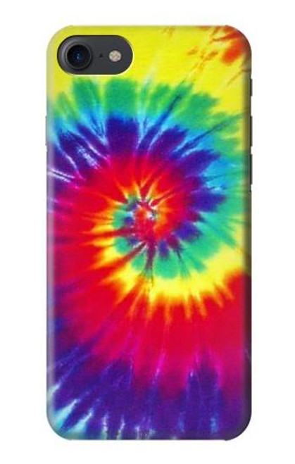 S2884 Tie Dye Swirl Color Case For iPhone 7, iPhone 8