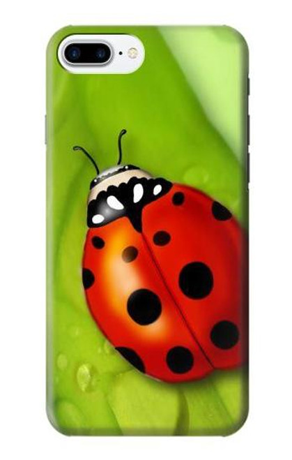 S0892 Ladybug Case For iPhone 7 Plus, iPhone 8 Plus