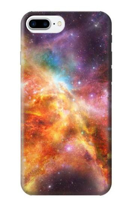 S1963 Nebula Rainbow Space Case For iPhone 7 Plus, iPhone 8 Plus