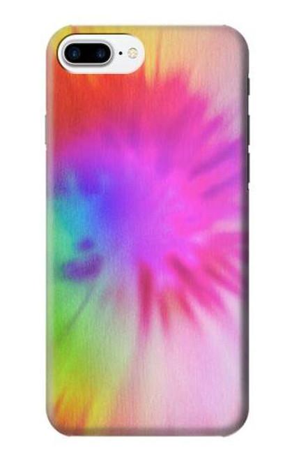 S2488 Tie Dye Color Case For iPhone 7 Plus, iPhone 8 Plus
