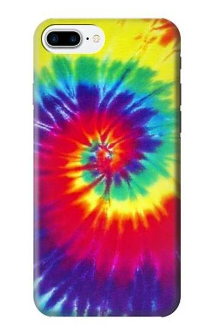 S2884 Tie Dye Swirl Color Case For iPhone 7 Plus, iPhone 8 Plus