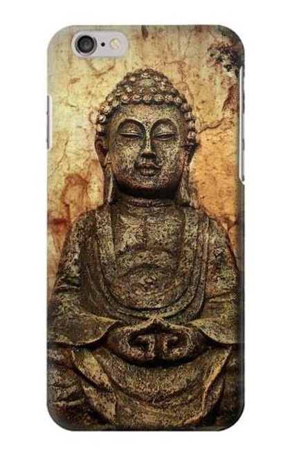 S0344 Buddha Rock Carving Case For iPhone 6 6S