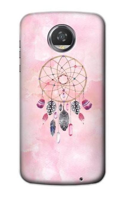 S3094 Dreamcatcher Watercolor Painting Case For Motorola Moto Z2 Play, Z2 Force