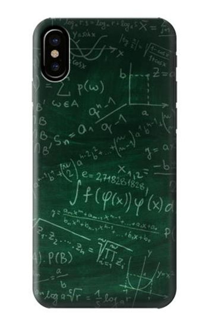 S3190 Math Formula Greenboard Case For iPhone 7, iPhone 8