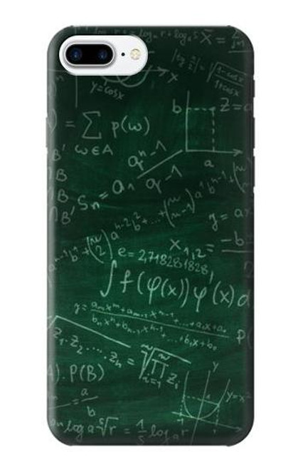 S3190 Math Formula Greenboard Case For iPhone 7 Plus, iPhone 8 Plus