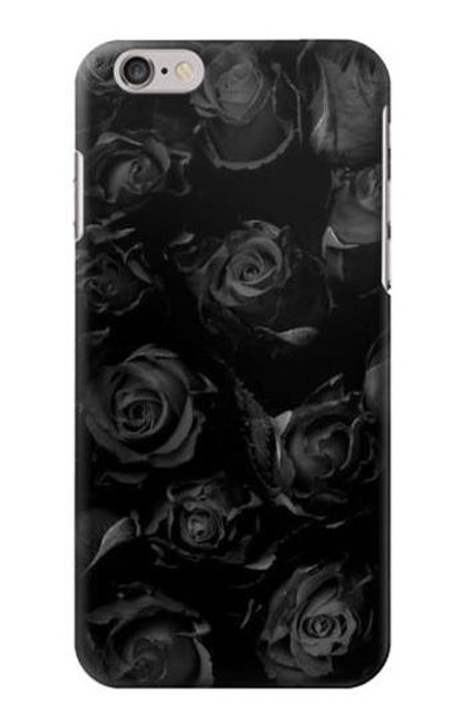 S3153 Black Roses Case For iPhone 6 6S