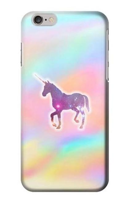 S3203 Rainbow Unicorn Case For iPhone 6 6S