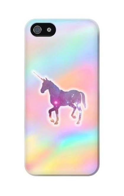 S3203 Rainbow Unicorn Case For iPhone 5C