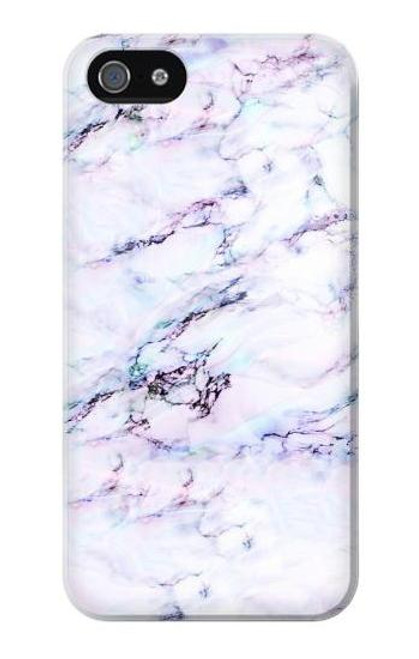 S3215 Seamless Pink Marble Case For iPhone 4 4S