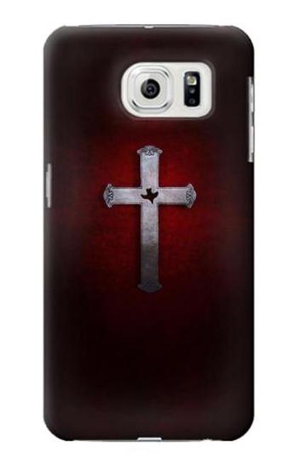 S3160 Christian Cross Case For Samsung Galaxy S7 Edge