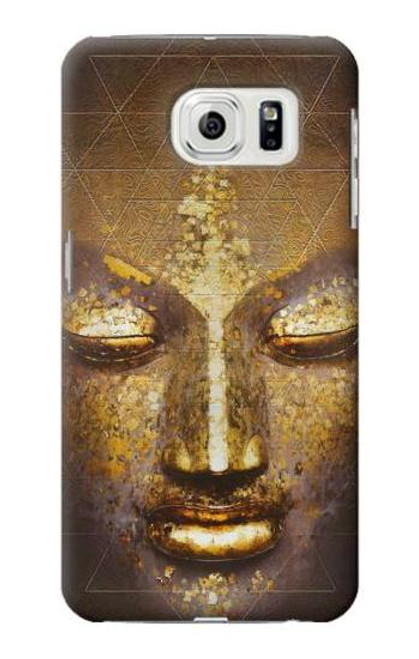 S3189 Magical Yantra Buddha Face Case For Samsung Galaxy S7 Edge