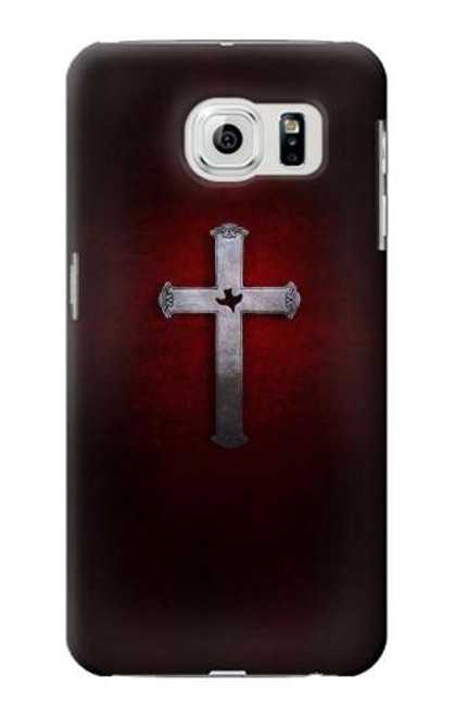 S3160 Christian Cross Case For Samsung Galaxy S6
