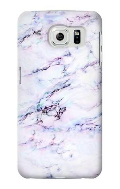 S3215 Seamless Pink Marble Case For Samsung Galaxy S6