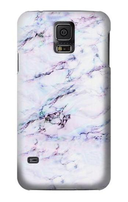 S3215 Seamless Pink Marble Case For Samsung Galaxy S5