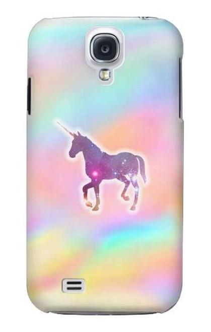 S3203 Rainbow Unicorn Case For Samsung Galaxy S4