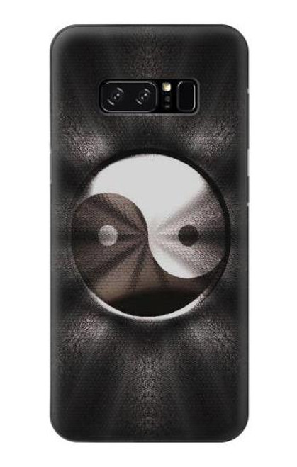 S3241 Yin Yang Symbol Case For Note 8 Samsung Galaxy Note8