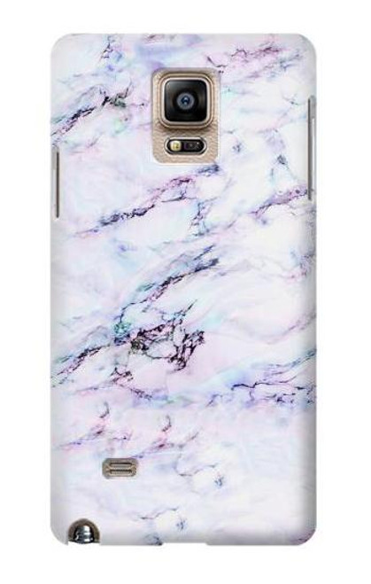 S3215 Seamless Pink Marble Case For Samsung Galaxy Note 4