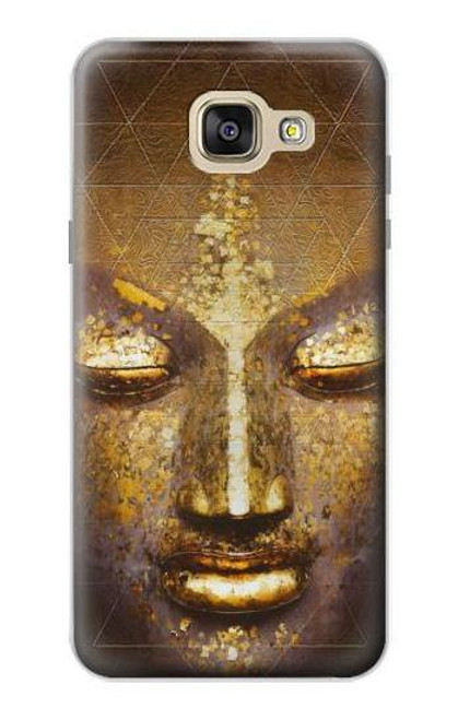 S3189 Magical Yantra Buddha Face Case For Samsung Galaxy A5 (2016)