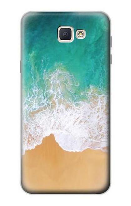 S3150 Sea Beach Case For Samsung Galaxy J7 Prime (SM-G610F)