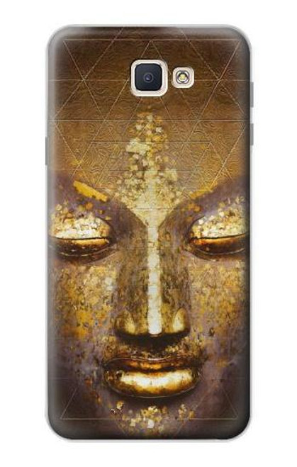 S3189 Magical Yantra Buddha Face Case For Samsung Galaxy J7 Prime (SM-G610F)