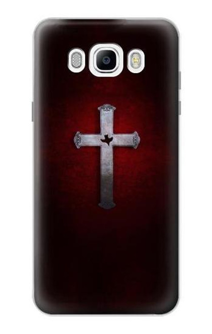 S3160 Christian Cross Case For Samsung Galaxy J7 (2016)