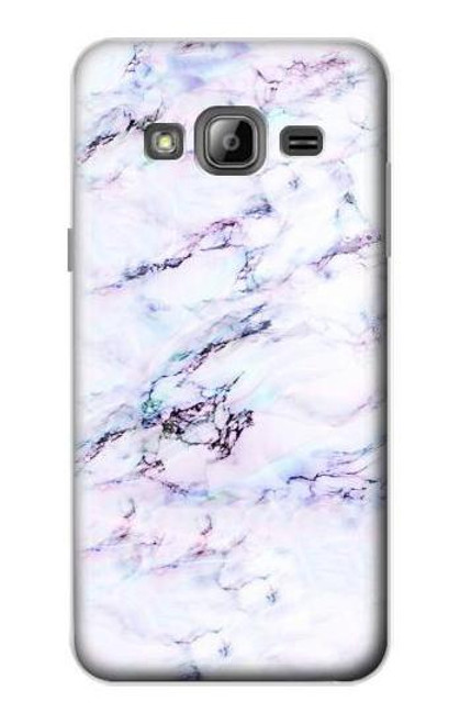 S3215 Seamless Pink Marble Case For Samsung Galaxy J3 (2016)