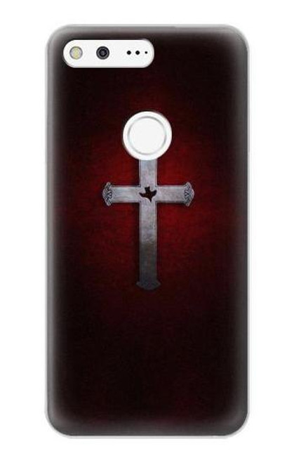 S3160 Christian Cross Case For Google Pixel XL