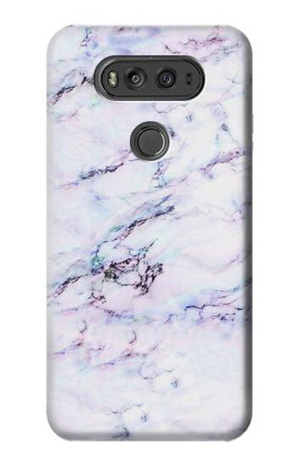 S3215 Seamless Pink Marble Case For LG V20
