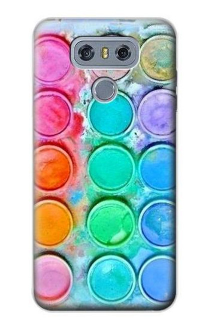 S3235 Watercolor Mixing Case For LG G6