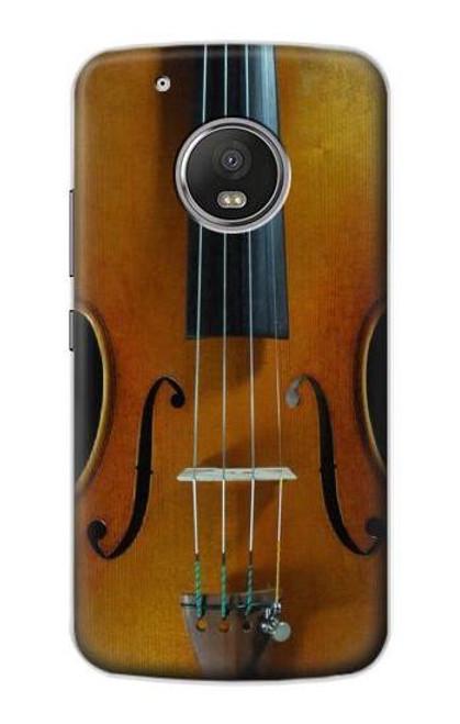 S3234 Violin Case For Motorola Moto G5 Plus