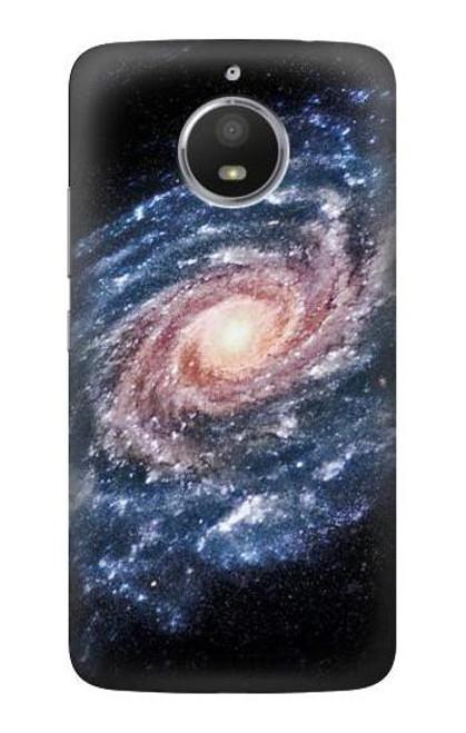 S3192 Milky Way Galaxy Case For Motorola Moto E4 Plus