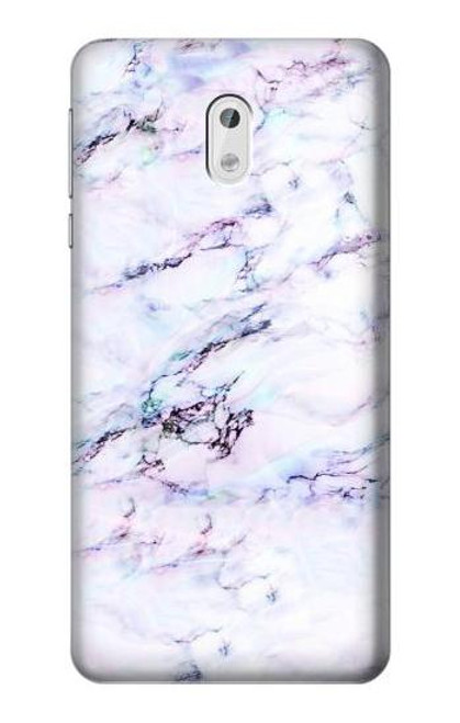 S3215 Seamless Pink Marble Case For Nokia 3