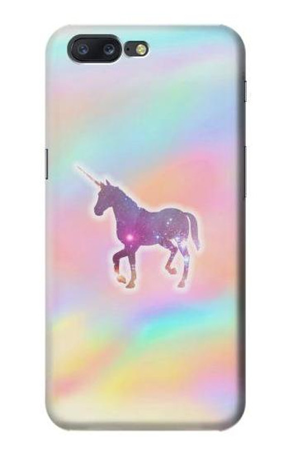 S3203 Rainbow Unicorn Case For OnePlus 5