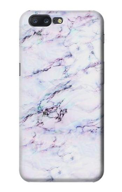 S3215 Seamless Pink Marble Case For OnePlus 5