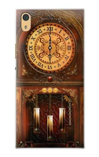 S3174 Grandfather Clock Case For Sony Xperia XA1 Ultra