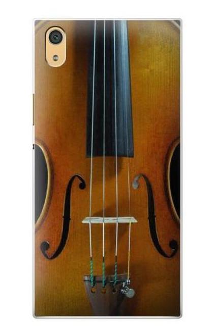 S3234 Violin Case For Sony Xperia XA1 Ultra