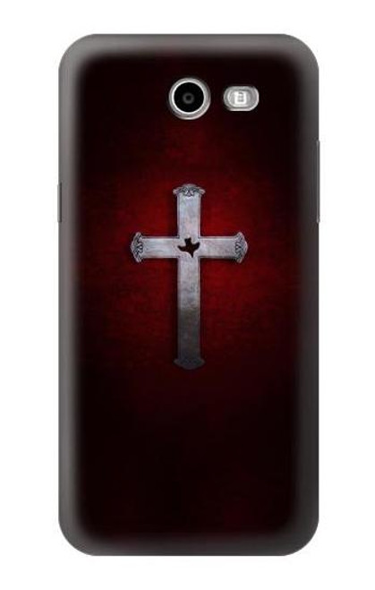 S3160 Christian Cross Case For Samsung Galaxy J7 (2017), J7 Perx, J7V, J7 Sky Pro