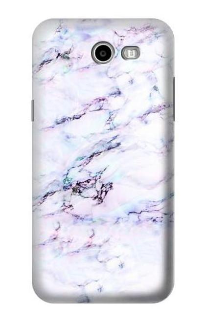 S3215 Seamless Pink Marble Case For Samsung Galaxy J7 (2017), J7 Perx, J7V, J7 Sky Pro