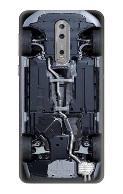 S2926 Car Underbody Case For Nokia 8