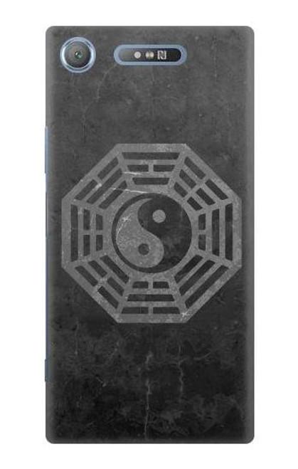 S2503 Tao Dharma Yin Yang Case For Sony Xperia XZ1