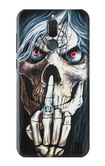 S0222 Skull Pentagram Case For Huawei Mate 10 Lite