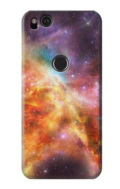 S1963 Nebula Rainbow Space Case For Google Pixel 2