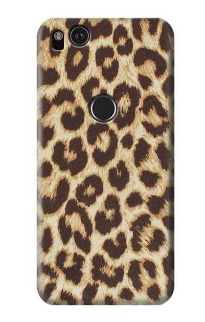 S2204 Leopard Pattern Graphic Printed Case For Google Pixel 2