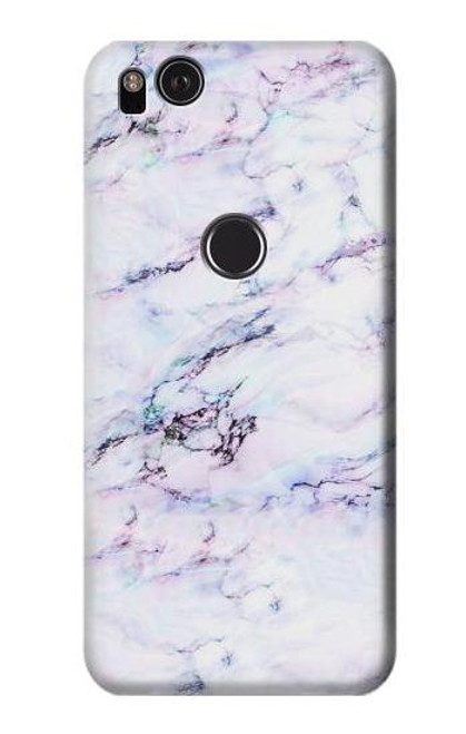 S3215 Seamless Pink Marble Case For Google Pixel 2