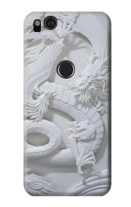 S0386 Dragon Carving Case For Google Pixel 2 XL