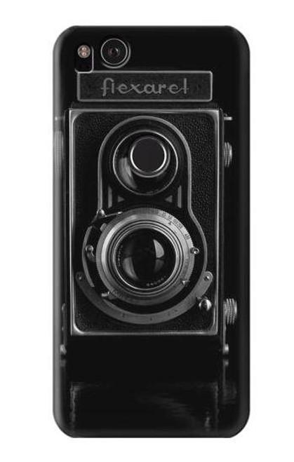 S1979 Vintage Camera Case For Google Pixel 2 XL