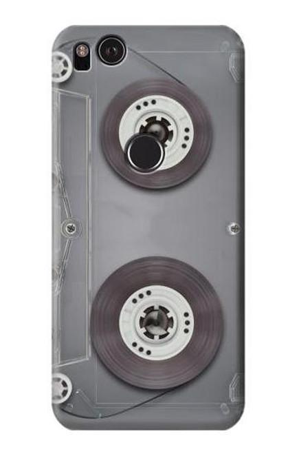 S3159 Cassette Tape Case For Google Pixel 2 XL
